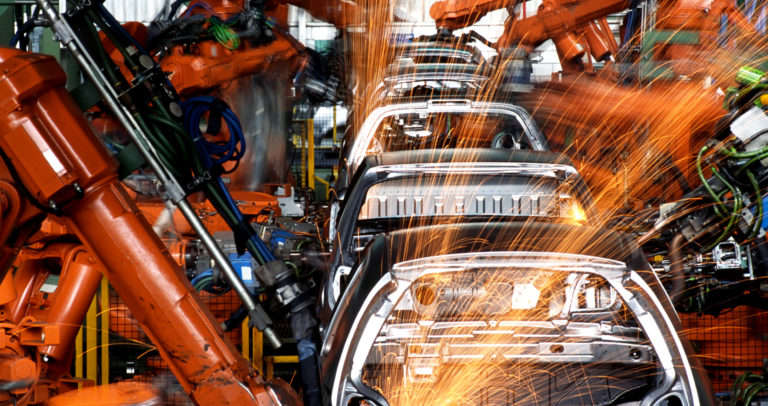 Automobile Manufacture Sector - Captec