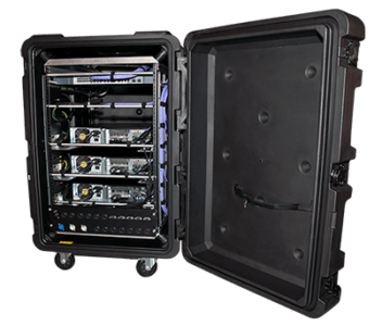 Mobile Rack Platforms - Captec