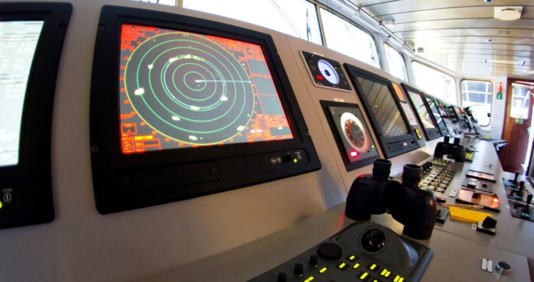 Case Story - Thruster Control System Marine-certified Panel PCs - Captec