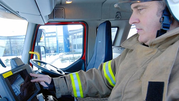captec blog fit tablet in vehicle 04 - How to Safely Fit a Tablet in a Vehicle for Mobile Workforces