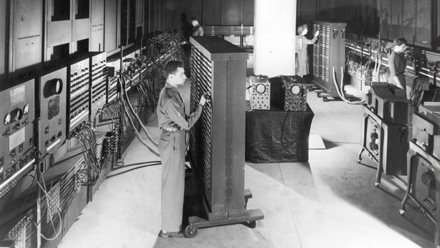 Blog - A Brief History of Computing - Captec
