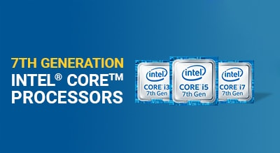 Blog - New Intel 7th generation Processors - Captec