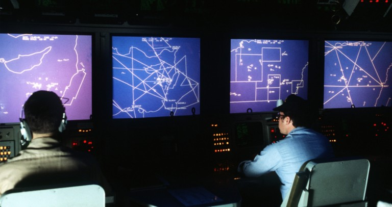 Case Story - Naval Operations Data Terminal