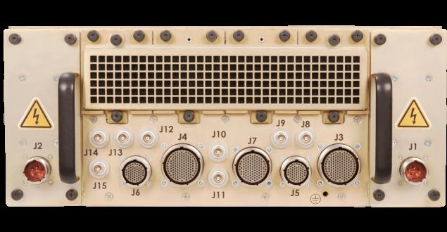 Specialist Computing Platforms for Defence - Captec