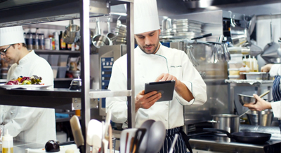 Blog - Deploying Tablets in the Hospitality Industry - Captec