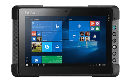 News - Captec and Getac Announce Strategic Partnership