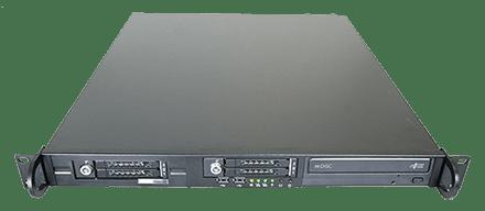 RCC-415 1U Rail-certified Computer