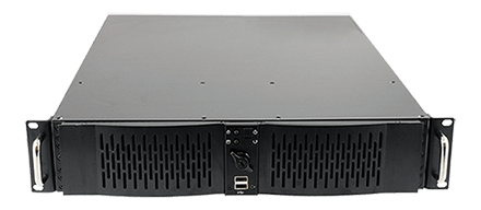 RCC-425 2U Rail-certified Computer