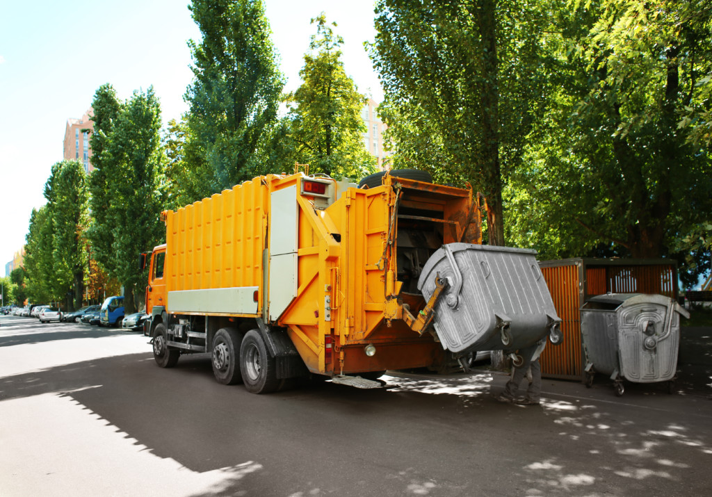 waste management background 1024x715 - Transport