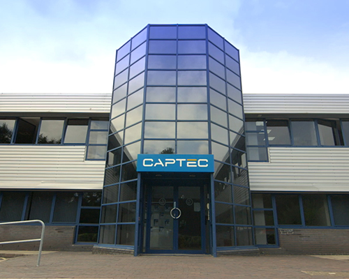 captec building 2 long2 - Introducing Captec