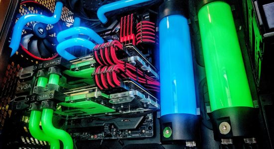 liquid cooling 550x300 - How to stop your computer overheating