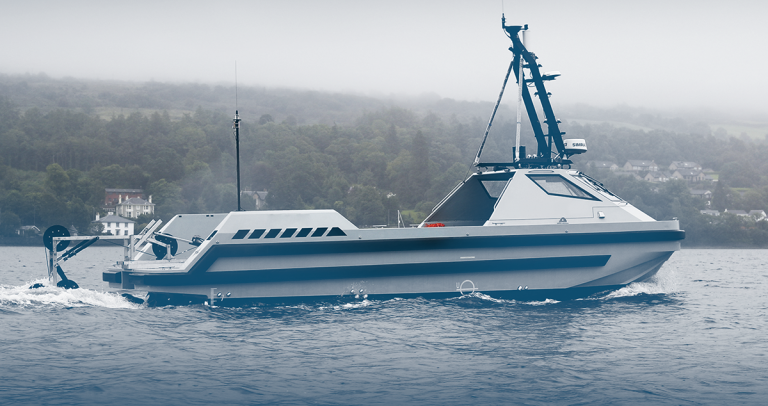 Autonomous Maritime Vessel 768x406 - Case Stories