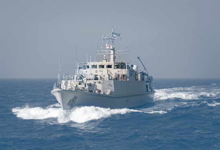 navy mini boat duotone edit 2 768x525 - Case Stories
