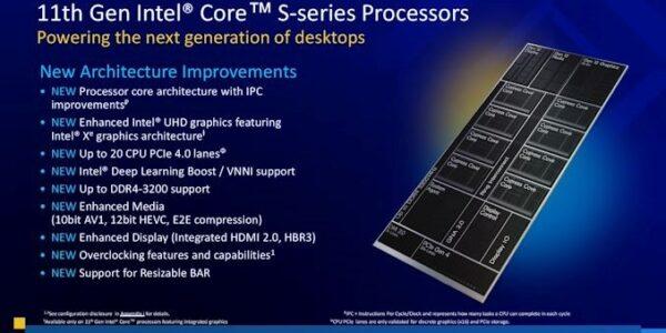 intel1 600x300 - How Intel's 11th Gen Will Power Industries