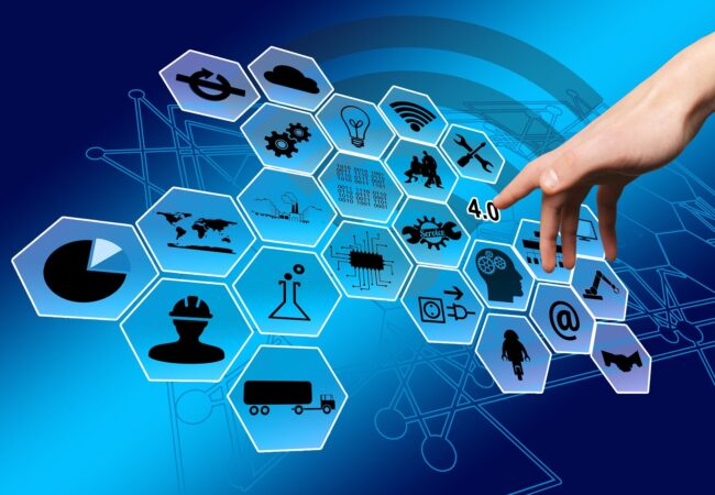 industry 2630319 1920 650x450 - How wireless comms will shape the future of your business